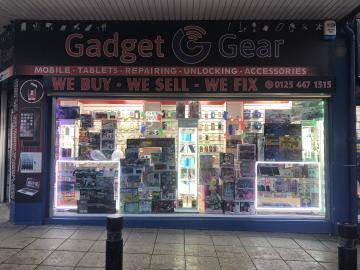 Gadget Gear logo