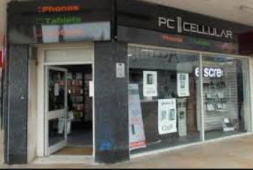 PC Cellular logo